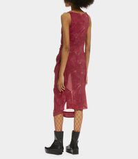 Virginia Dress Red