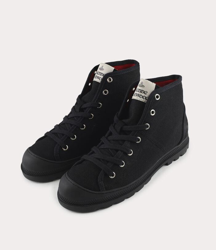 Men's Simian Boots Black 4