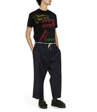 Alien Trousers Blue Denim