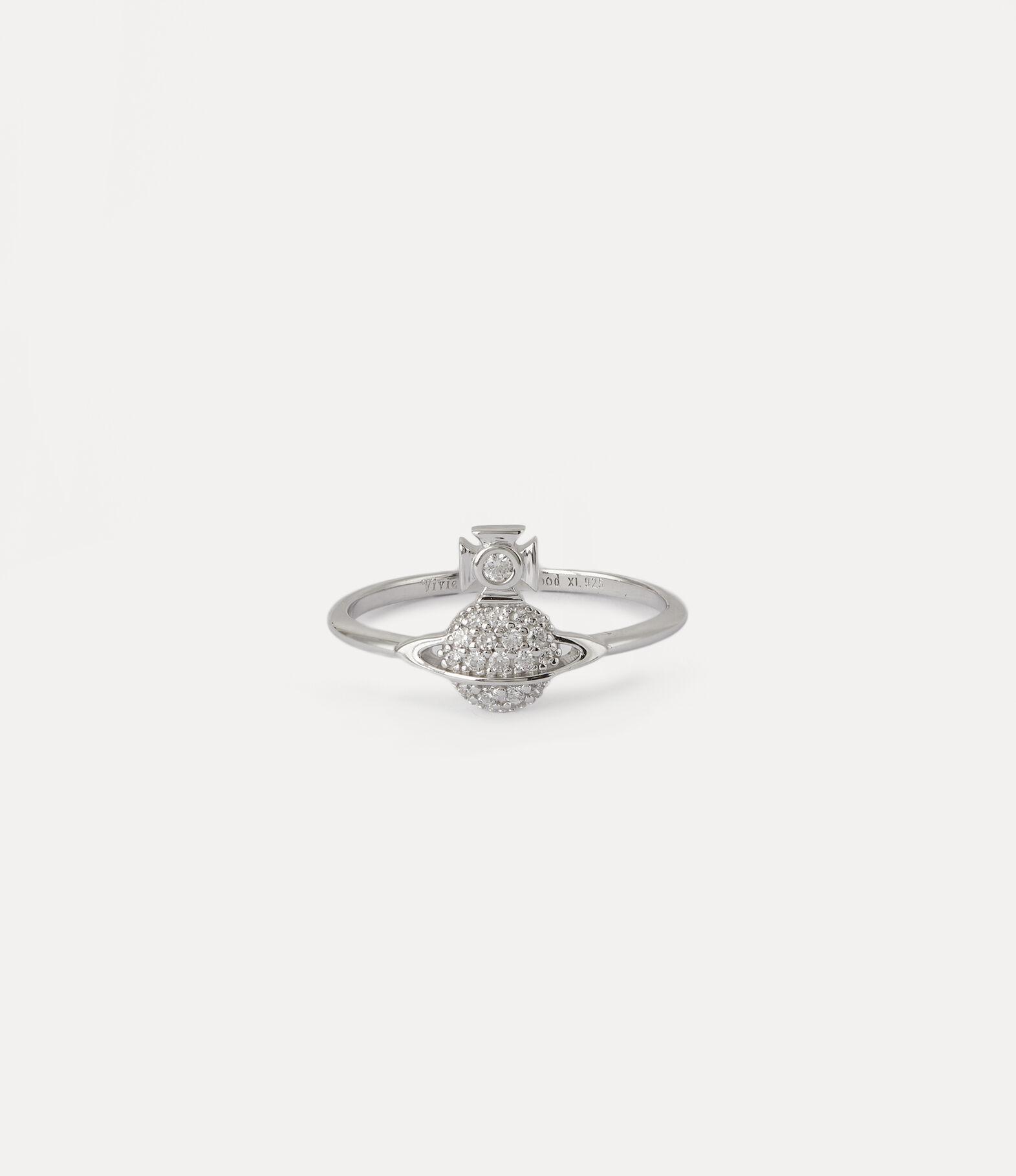 Tamia Silver-Tone | Women's Rings | Vivienne Westwood