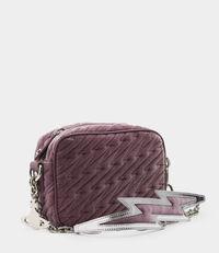 Velvet Coventry Camera Bag Pink