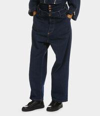 Alien Jeans Blue Denim