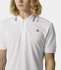 New Polo Short Sleeve White