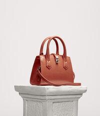 Sofia Small Handbag Orange