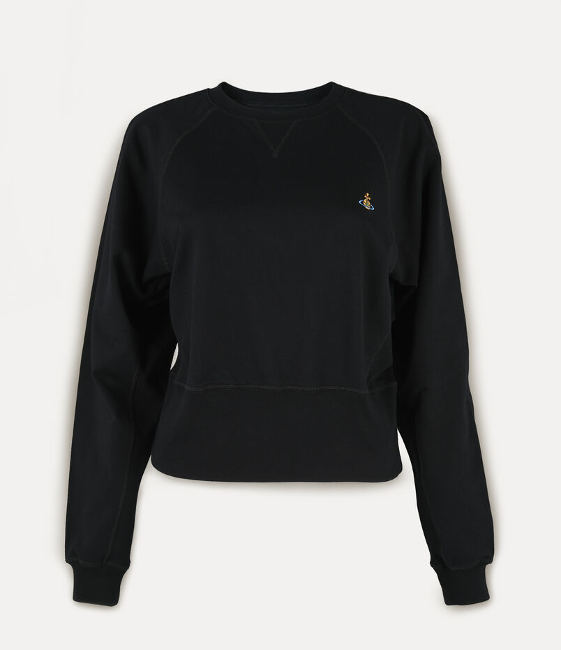 Vivienne Westwood Athletic Sweatshirt Black
