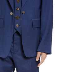 Waistcoat Jacket Blue