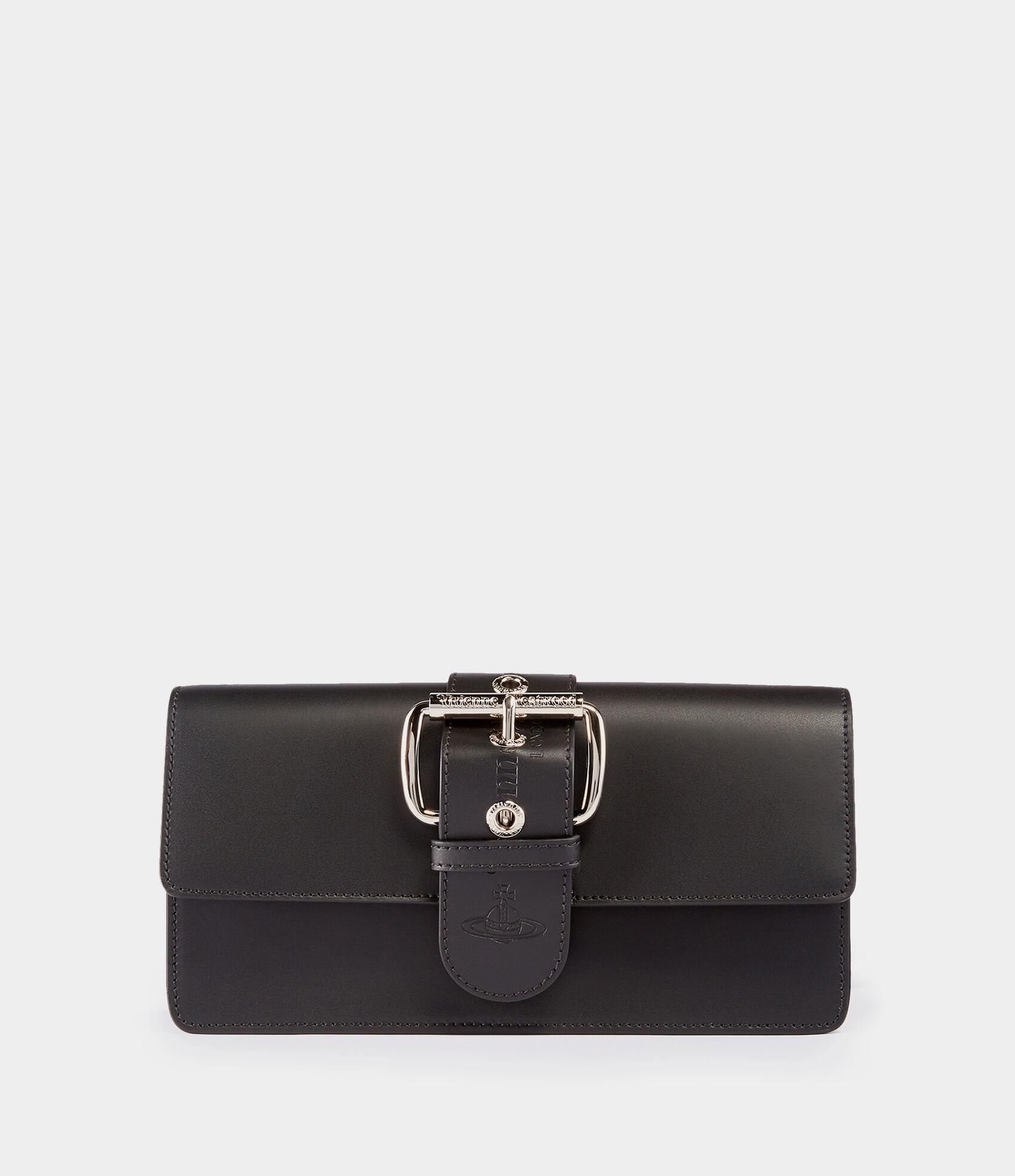 6c5e1c983b952e Alex Clutch Bag Black | Women's Clutches | Vivienne Westwood