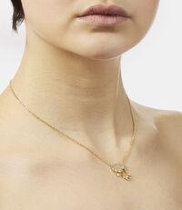 Shira Pendant Gold Tone