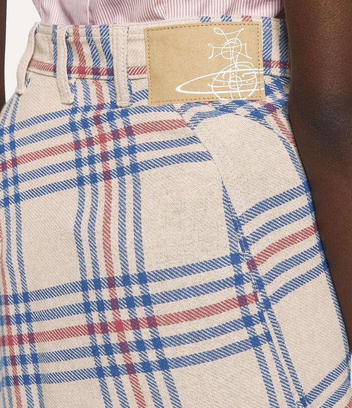 Infinity Skirt Tartan 6