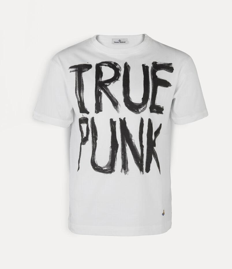 Vivienne Westwood Cottons Man Punk T-Shirt White