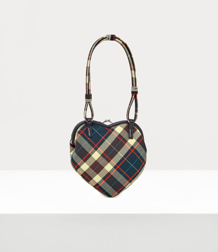 Pan Heart Purse Multicoloured 3