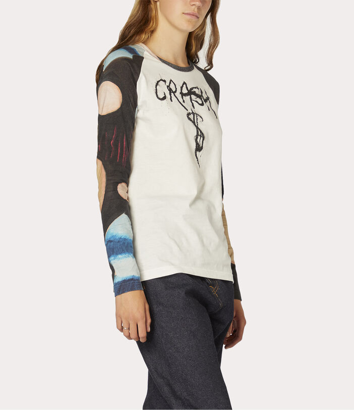 Lina Long Sleeve T-Shirt Chrissie Hynde Print 7