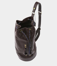 Heath Man Duffle Bag Dark Brown