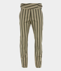 Peacock Trousers Khaki/Military Green