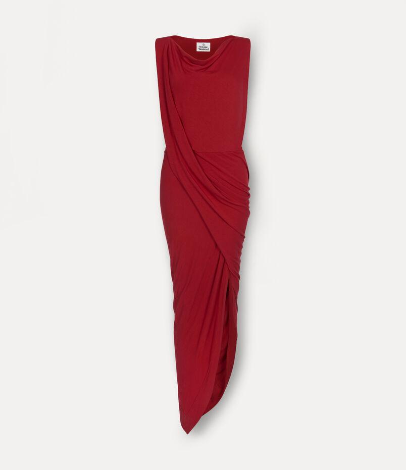 Vivienne Westwood Vian Dress Red