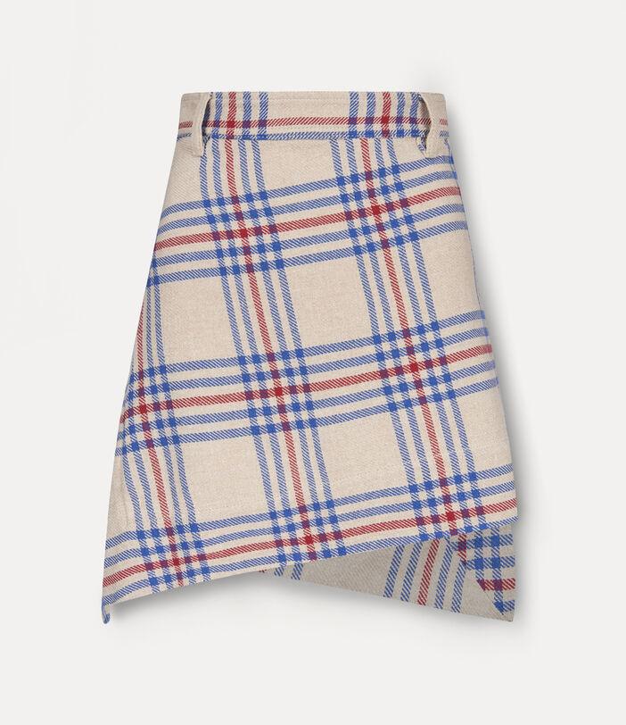 Infinity Skirt Tartan 1