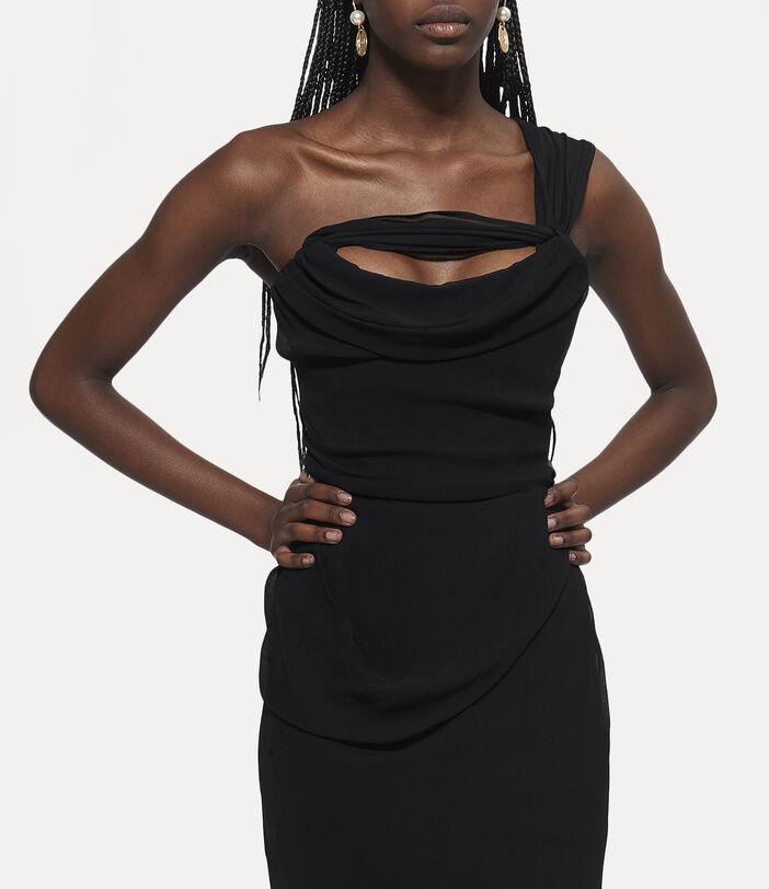 Magical Sol Dress Black 4
