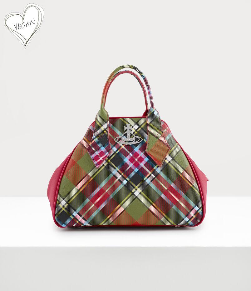 Derby Special Medium Yasmine Bag Tartan