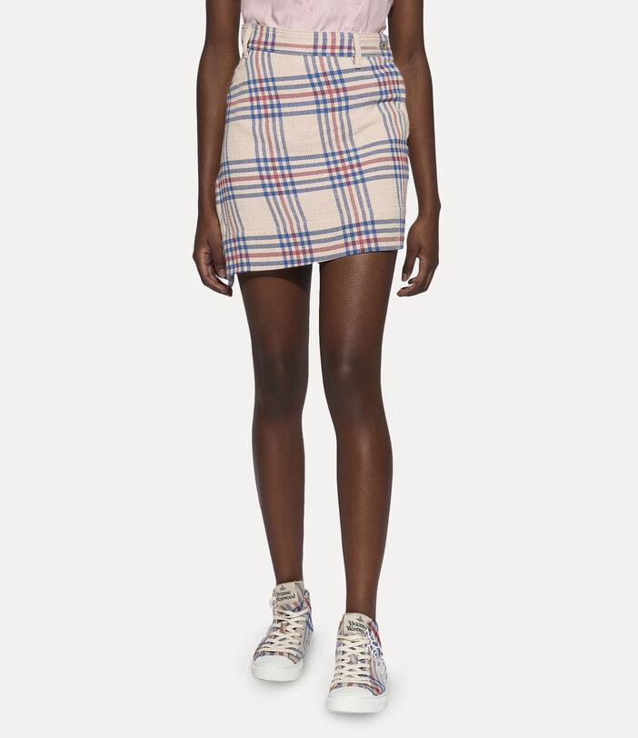 Infinity Skirt Tartan 4
