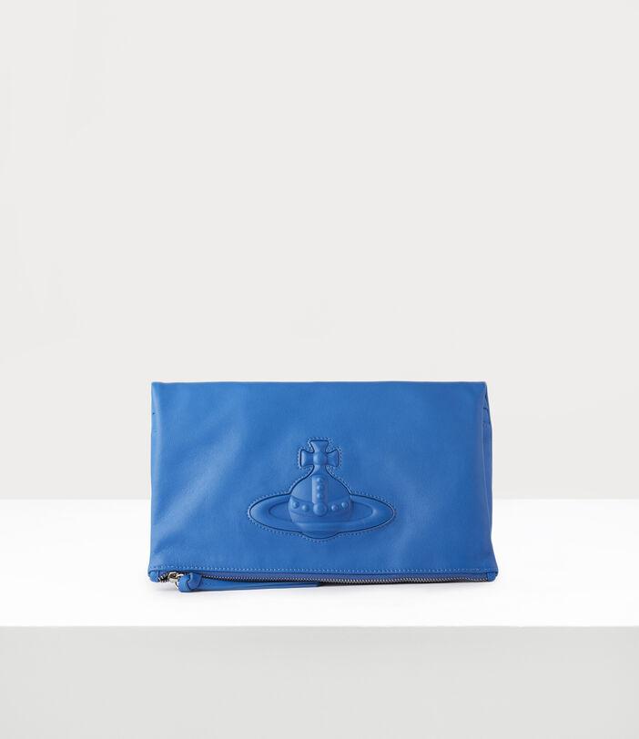 Chelsea  Clutch Blue 1
