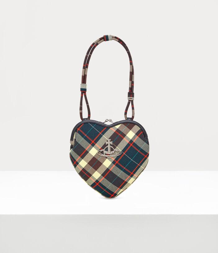 Pan Heart Purse Multicoloured 1