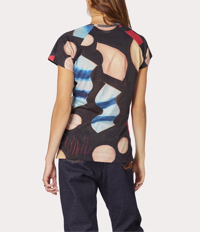 Bea T-Shirt Chrissie Hynde Print 8