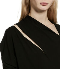 Timans Dress Black