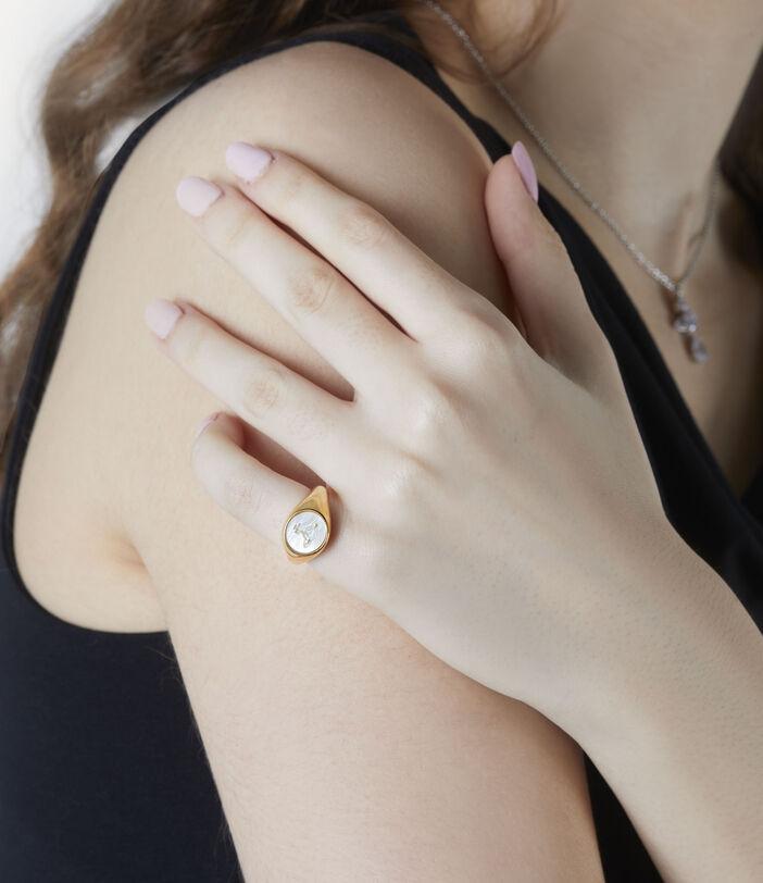 Calypso Ring Gold-Tone 2