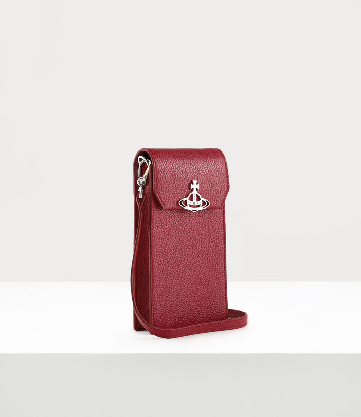 Jordan Phone Bag Red 2