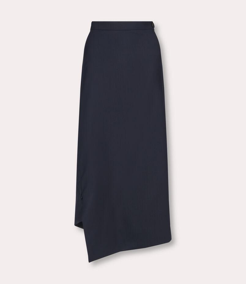 Vivienne Westwood Midi skirts Midi Infinity Skirt Black