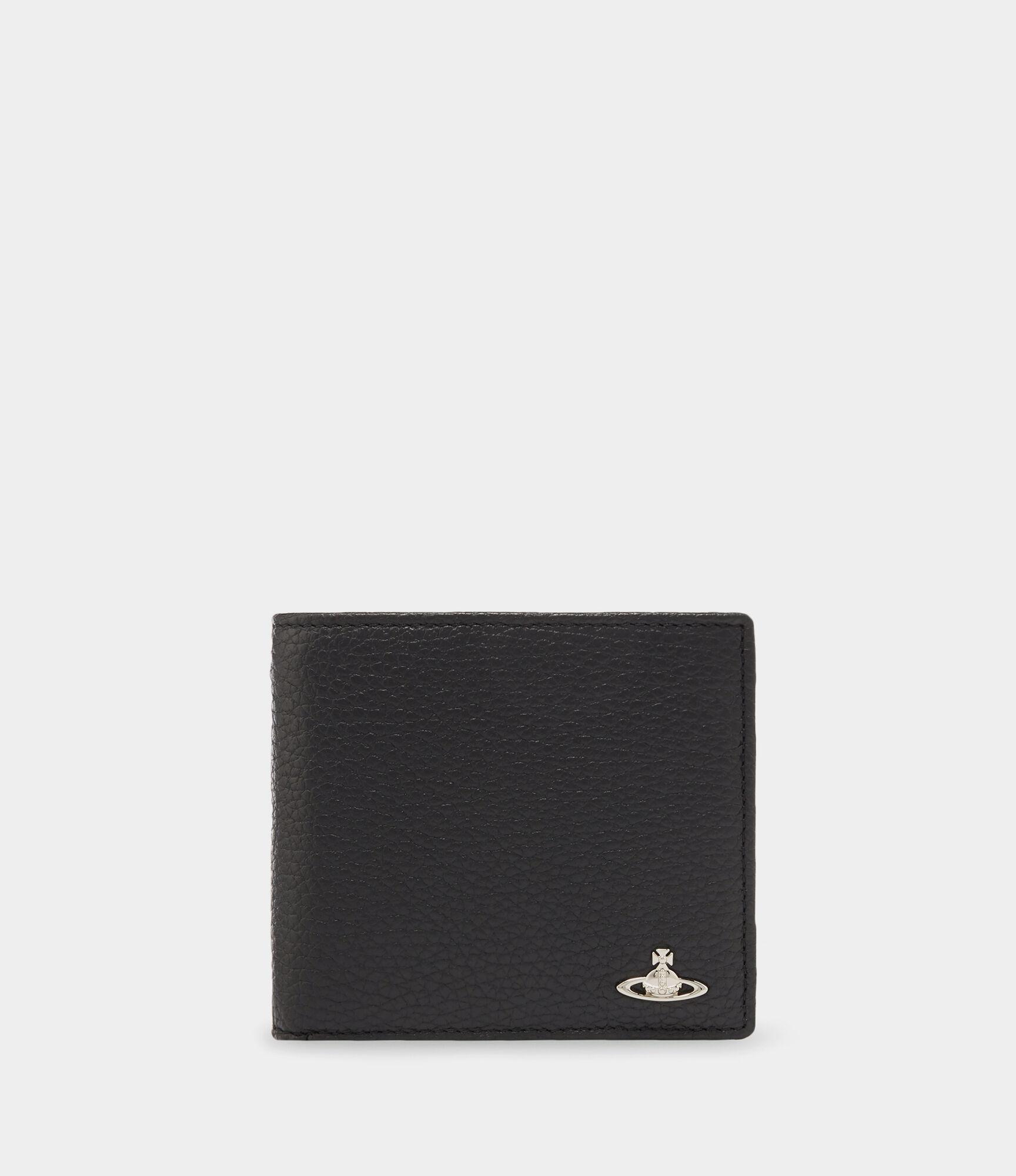 Portefeuille Milano avec Porte-monnaie 51010016 Coloris Noir