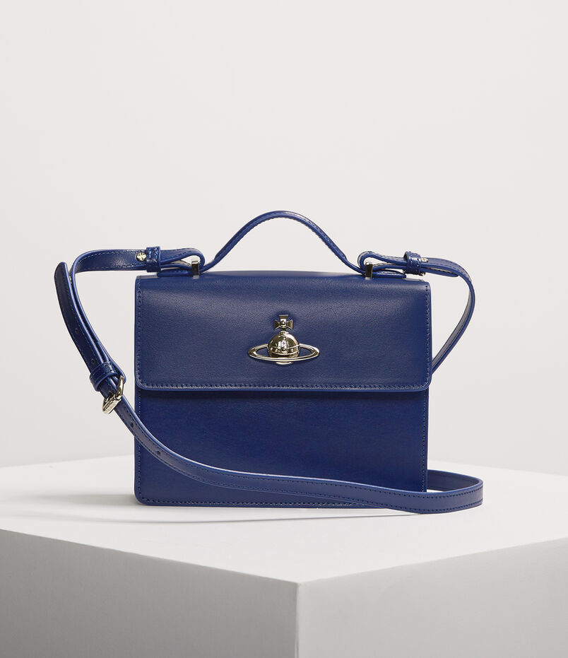 a1b2b5c22c Matilda Medium Shoulder Bag Blue