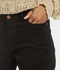 HW Slim Jeans Black