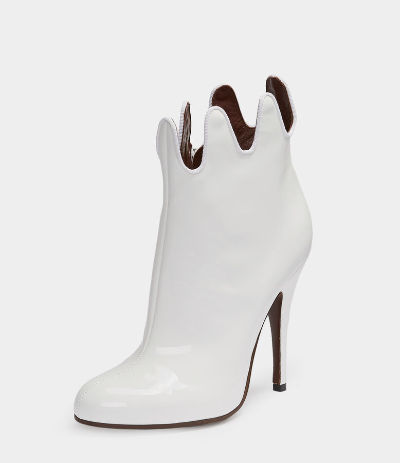 Freed Boot White from Vivienne Westwood