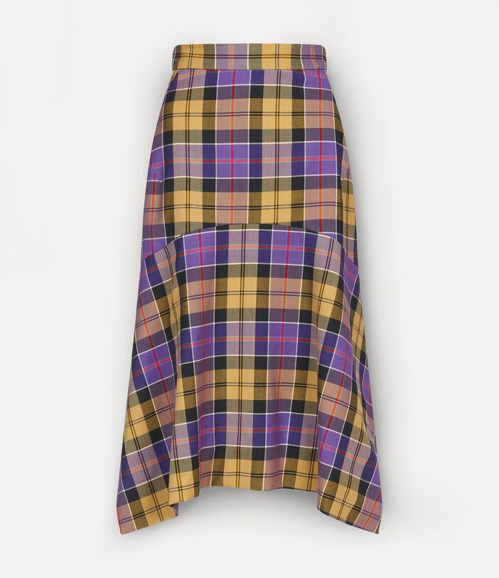 Tailored Phoenix Skirt Tartan 1
