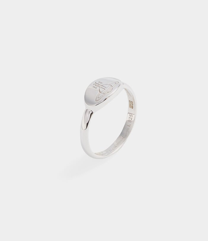 Tilly Ring Silver-Tone 2