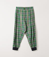 Sport Macca Pants Green Check