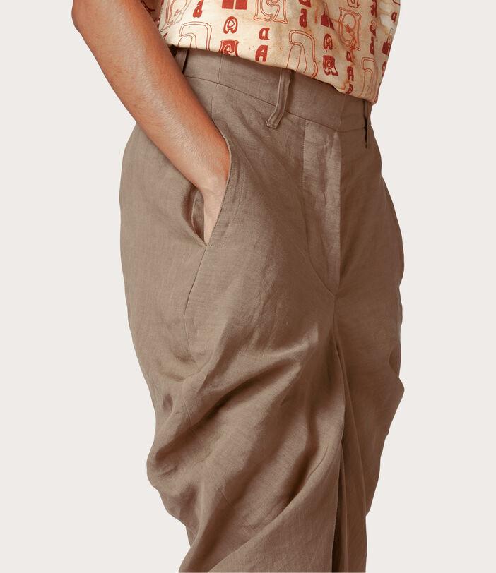 Spontanea Skirt Brown 5