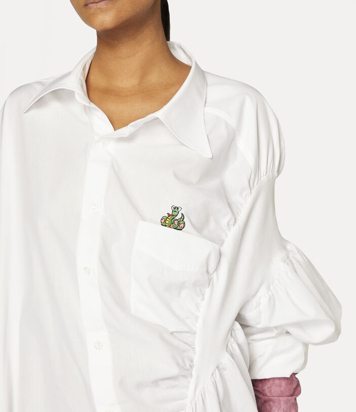 Business Shirt White 4
