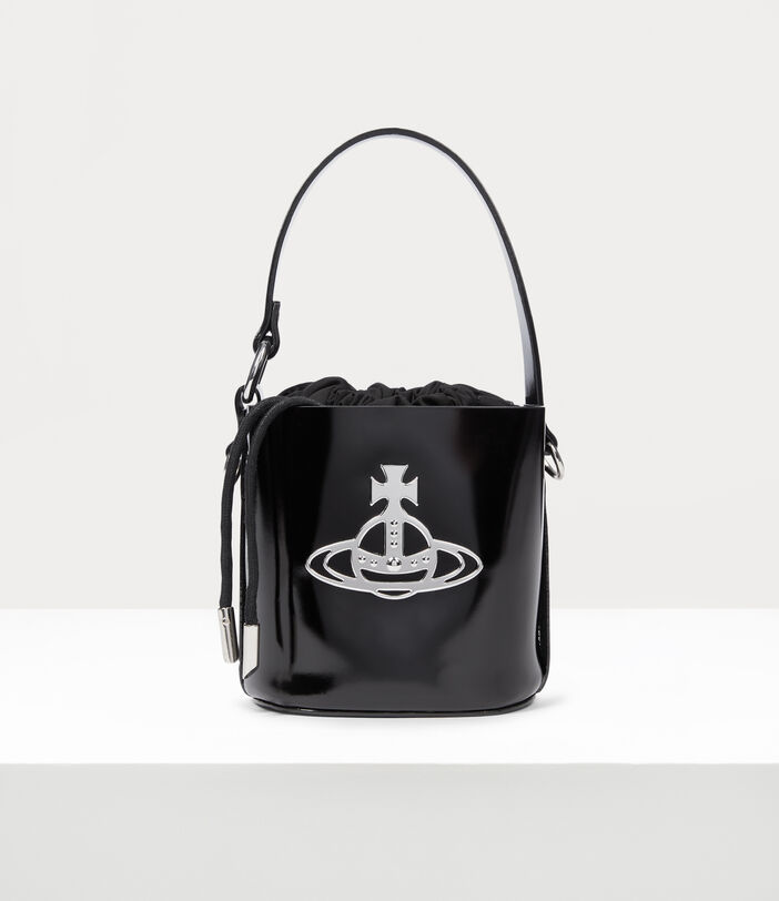 Betty Small Bucket Bag Black 1