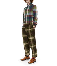 Warped Trousers Camu