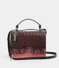 Susie Small Handbag Red