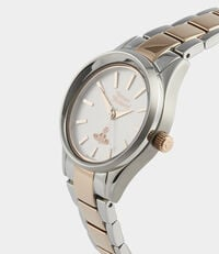 Holloway Watch Silver/Rose