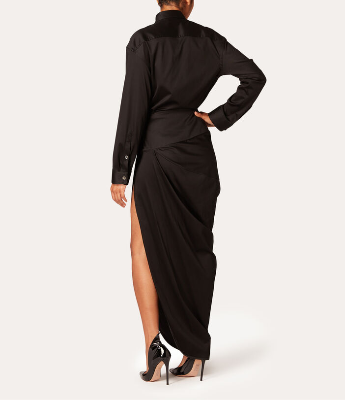 Ming Dress Black 4