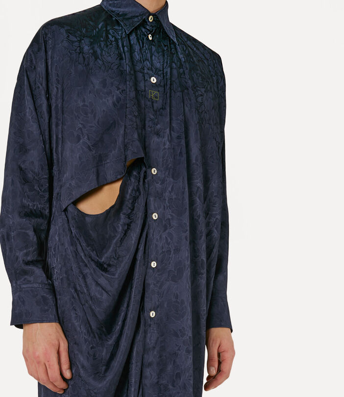 Gibbon Shirt Navy 4