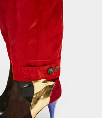 Military Trousers Red