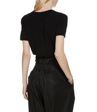 Classic Organic Arm & Cutlass T-Shirt Black