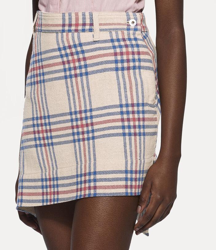 Infinity Skirt Tartan 7