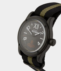 Dalston Watch Black