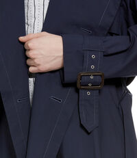 Gabelle Trench Coat Navy